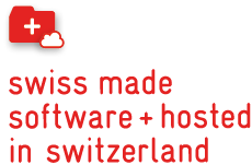 swiss made software + hosted in switzerland