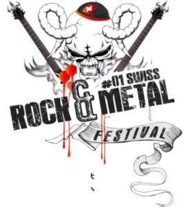 #01 Swiss Rock & Metal Festival